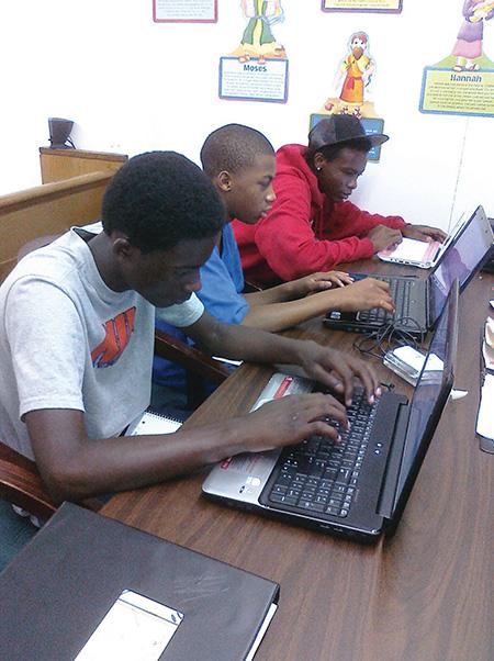Teach Boys And Girls Success Programs 2