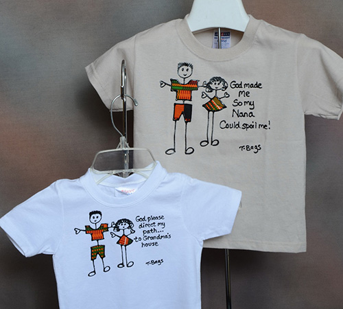 Children Neutral T-Shirts