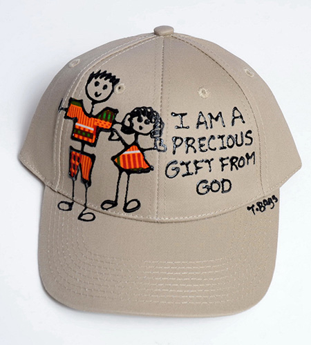 Children's Hat - adjustable